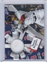 SN 2019 TOPPS HOLIDAY  JERSEY RELIC XANDER BOGAERTS RED SOX