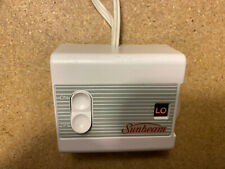 Sunbeam Electric Blanket Control Style 53 Control 613A 3 Prong 16907-032 E23623