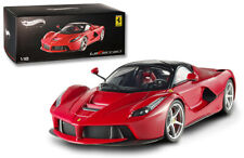 "Hot Wheels Elite Ferrari LaFerrari 2013 Red BCT79 1/18 Limited Edition ""RARE"""