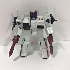 Transformers SCF HOC Heroes of Cybertron METROPLEX Mini PVC Build A Figure BAF