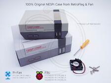 Nes nespi Retroflag Raspberry PI 2/3 Modelo B Retropie Ventilador Carcasa Retro Mod