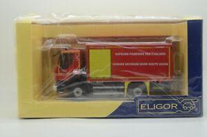 RARE! Renault Midlum 270 DATT Fire Truck Eligor 114713 1/43