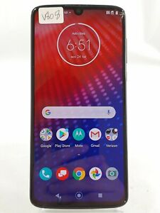 Motorola Moto Z4 XT1980-4 128GB Verizon GSM Unlocked Smart Cell Phone Gray V808