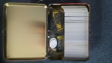 Pokemon Cards - Whole Lot in Tin with Energycards, sleeves and tokens(suitcase)