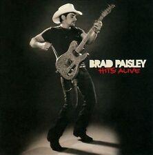 Hits Alive by Brad Paisley (CD, Nov-2010, 2 Discs, Arista)