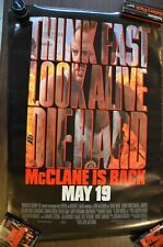 Die Hard With A Vengeance 1-Sheet Movie Poster 1995 Pre-Release Original Theatre