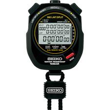 Seiko Stopwatch Swimming Master Swimming Boating Made in Japan SVAS009