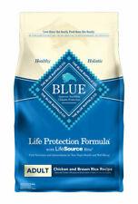 Blue Buffalo Life Protection Formula Adult Dog Food €? Natural Dry Dog Food 30