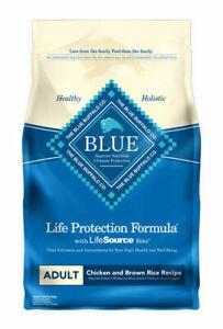 Blue Buffalo BLU00011 Life Protection Dry Dog Food