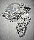 Marvel/DC: IRONMAN OUTLINE T-Shirt (L) - 40% OFF, SALE