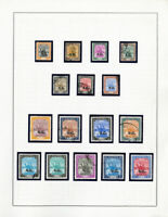 Middle East / Africa Early to mid-1900s Clean Vintage Stamp Collection