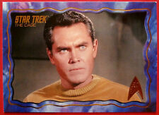 """STAR TREK TOS 50th Anniversary - """"THE CAGE"""" - GOLD FOIL Chase Card #34"""