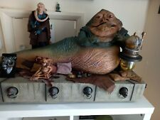 More details for sideshow jabba the hutt throne deluxe set