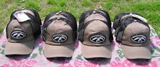 12X AUTHENTIC DUCK COMMANDER CAPS NEW w/ TAGS ONE DOZEN DISTRESSED OLIVE/BLACK