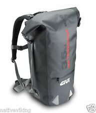 GIVI WP403 Motorcycle RUCKSACK luggage DRY BAG 35L waterproof BACK PACK in stock