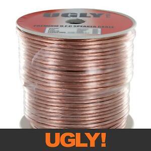 50m Ugly 16 AWG Speaker Cable 252 Strands UG1650