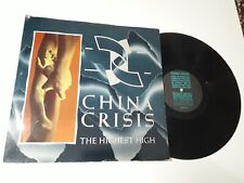 Disco Vinile 12'' China Crisis the highest high