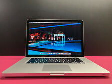 APPLE MACBOOK PRO 15 / 16GB / 2TB SSD H / i7 / DUAL GFX / MOJAVE / PRE-RETINA