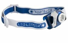 LED LENSER SE07R HEAD TORCH RECHARGEABLE