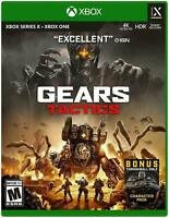 Gears Tactics for Xbox Series X & Xbox One  Brand New Sealed