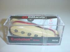 DIMARZIO ISCV2 Evolution Single Coil MIDDLE Electric Guitar Pickup - CREAM