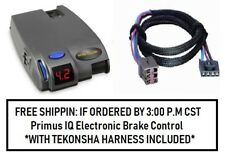 90160 Tekonsha Brake Control with Wiring Harness FOR 1992-2015 Ford