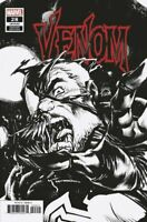 🔥🔥 VENOM #28 (MARVEL,2020) 1 IN 100 STEGMAN SKETCH VARIANT  🔥🔥