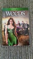 Weeds TEMPORADA Season 6 DVD Mary-Louise Parker Hunter Parrish 3 DVD CASTELLANO