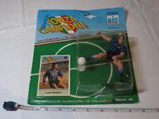 Forza Campioni Lothar Matthaus soccer football action figure card RARE Kenner