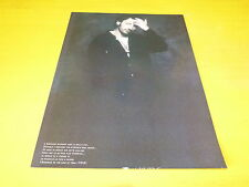 BRUCE SPRINGSTEEN - Mini poster recto verso N°2 !!!!!!!!!!!