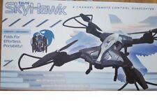 New Radio Control Skyhawk 2.4 Ghz. RC Wi-Fi Drone FPV Camera Folding Quadcopter