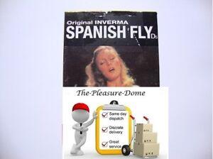 Original Inverma Spanish Fly 10ml