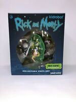 Kidrobot Rick And Morty Hot Topic Exclusive