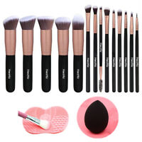 16/9/5 pcs Kabuki Make up Brushes Set Eye shadow Blusher Face Powder Foundation