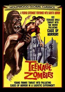 Teenage Zombies [New DVD]