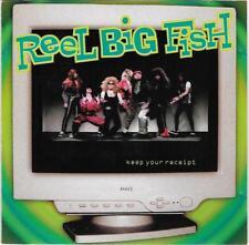 Reel Big Fish - Keep Your Receipt (CD 2002) 5 Tracks