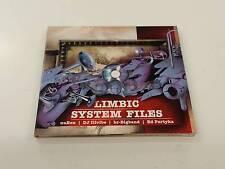 NU BOX LIMBIC SYSTEM FILES CD DIGIPAK 2006