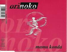 ORINOKO - mama Konda CDM 7TR Trance House 1997 Germany (DANCE POOL)