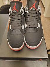 Air Jordan IV Bred size 10