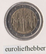 Spanje     2 Euro  Commemorative  2010     UNC     Kathedraal van Cordoba