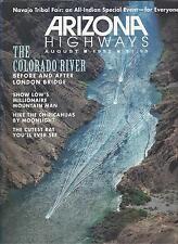 ARIZONA HIGHWAYS ~ August 1992 ~ Colorado River
