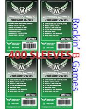 "Mayday Game Card Sleeves 2 1/2"" X 3 1/2"" (4x100 Pack, 400 sleeves)"