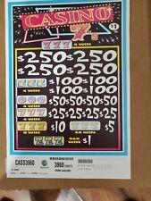 New listing Pull tab tickets Huge 960 Profit