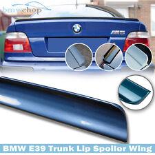 Painted Color #317 BMW 5-Series E39 4D Trunk Lip Spoiler 1996 2004