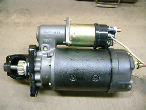 1993-2007 10461171 Delco Starter Int. 4000 7000 8000  DT466, Kenworth T300 T600