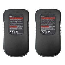 2Pack 3.0Ah HPB18 Battery for Black & Decker 244760-00 A1718 A18E FS180BX FS18FL