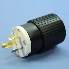 Hubbell Industrial Locking Plug Twist Lock NEMA L5-20P L5-20 20A 125V 70520NP