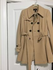 Trench coat Beige- Victoria Secret sz6 preowned