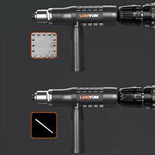 Electric Rivet Gun Adapter Cordless Riveting Insert Nut Power Drill Attachment