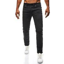 Herren-Röhrenjeans aus Denim Jeans Hosengröße W33 (en)
